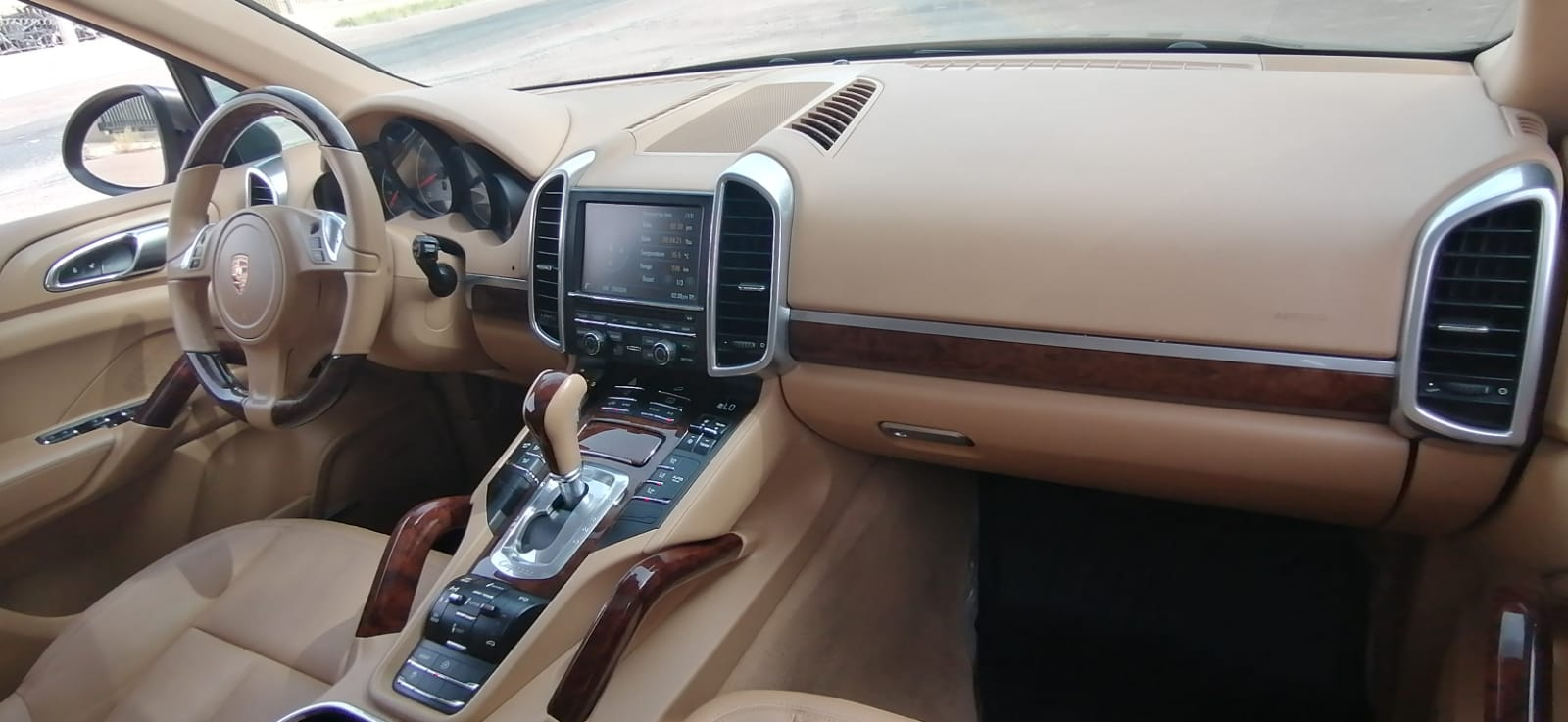 بورش كايين S 2014